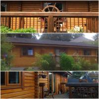 Glenmhor Log Cabin