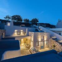 Alluvial Santorini Suites