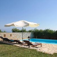 Beach Front Villa with Private Pool IV
