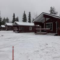 Saukkovaarahill cottages