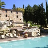 San Gimignanello Apartment Sleeps 7 Pool T490442