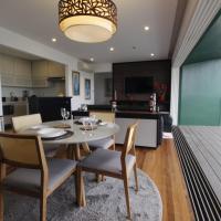 Loft design, luxuoso e confortável