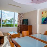 Gorgeous Ocean/Beachfront 1BDRM on Cancun Beach!!