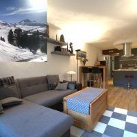 Flat 4* Arc 2000 ski-in ski-out