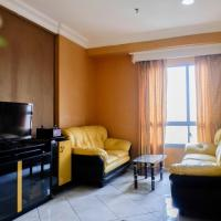 Spacious 1BR Apartment at Taman Beverly By Travelio