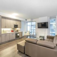 Toronto Furnished Living College Street Elevate Rooms