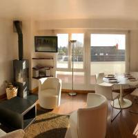 Appartement cosy - Terrasse vue panoramique 360°