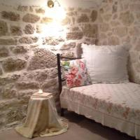 Cozy stone house