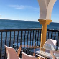 BALCON DEL MAR 2-3 A, APARTAMENT ON THE BEACH FRONT