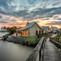Waterrijk Oesterdam villas, hotel in Tholen