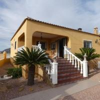 Tranquil Countryside Villa in Orihuela Spain