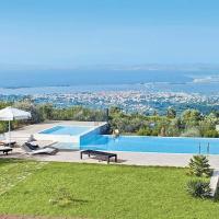 Spanochori Villa Sleeps 6 Air Con WiFi