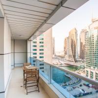 Deluxe Marina One Bedroom Balcony Apartment