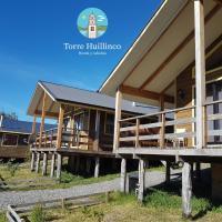 Cabañas Del Lago Huillinco (Torre Huillinco Hostal & Cabañas)