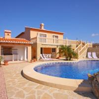 Teulada Villa Sleeps 8 Pool