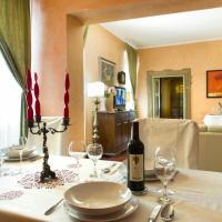 Appartamento con Vista su Roma