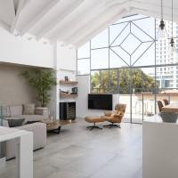 Neve Tsedek TLV - Luxe Duplex Penthouse - Rooftop
