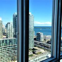 TVHR - Luxury 2 BDR CN Tower and Lake View Condo