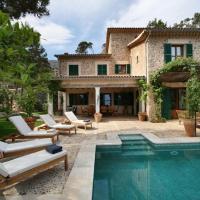 Deia Villa Sleeps 8 Pool Air Con WiFi T455677