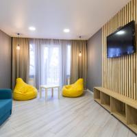 Klochkivs'ka Street Apartment