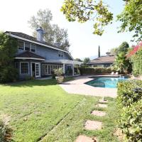 Spacious 4b3.5b House w/Swimming Pool in Pasadena