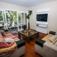 3 quartos na Prudente de Morais em Ipanema
