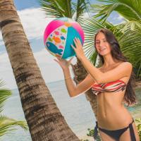 Beach Front Luxury Hai Leng Villa
