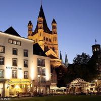 Rhein-Hotel St.Martin