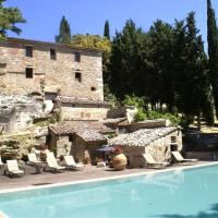 San Gimignanello Apartment Sleeps 5 Pool T490443