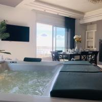 Double Suites, Gorgeous jaccuzi with lake view