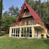 Dom Nad Jeziorem Raduńskim
