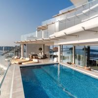 Five Palm 2 Bedroom Penthouse with Private Pool & Sea View