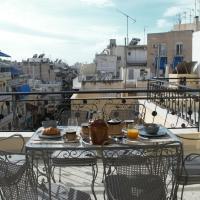 Soulis' penthouse near Acropolis