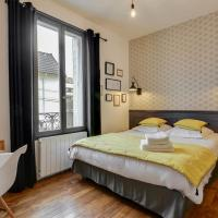 Home Chic Home - Appart La Défense - La Garenne-Colombes