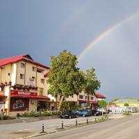 Hotel Tata Si Fii </h2 <div class=sr-card__item sr-card__item--badges <div class= sr-card__badge sr-card__badge--class u-margin:0  data-ga-track=click data-ga-category=SR Card Click data-ga-action=Hotel rating data-ga-label=book_window:  day(s)  <i class= bk-icon-wrapper bk-icon-stars star_track  title=3 stele  <svg aria-hidden=true class=bk-icon -sprite-ratings_stars_3 focusable=false height=10 width=32<use xlink:href=#icon-sprite-ratings_stars_3</use</svg                     <span class=invisible_spoken3 stele</span </i </div   <div style=padding: 2px 0  <div class=bui-review-score c-score bui-review-score--smaller <div class=bui-review-score__badge aria-label=Scor: 8,5  8,5 </div <div class=bui-review-score__content <div class=bui-review-score__title Foarte bine </div </div </div   </div </div <div class=sr-card__item   data-ga-track=click data-ga-category=SR Card Click data-ga-action=Hotel location data-ga-label=book_window:  day(s)  <svg alt=Locaţia proprietăţii class=bk-icon -iconset-geo_pin sr_svg__card_icon height=12 width=12<use xlink:href=#icon-iconset-geo_pin</use</svg <div class= sr-card__item__content   Bechet • <span 400 m </span  de centru </div </div </div </div </a </li <div data-et-view=cJaQWPWNEQEDSVWe:1</div <li id=hotel_5535044 data-is-in-favourites=0 data-hotel-id='5535044' data-lazy-load-nd class=sr-card sr-card--arrow bui-card bui-u-bleed@small js-sr-card m_sr_info_icons card-halved card-halved--active   <a href=/hotel/ro/vila-nicula-bechet.ro.html target=_blank class=sr-card__row bui-card__content data-et-click=customGoal: aria-label=  Vila NICULA,      <div class=sr-card__image js-sr_simple_card_hotel_image has-debolded-deal js-lazy-image sr-card__image--lazy data-src=https://q-cf.bstatic.com/xdata/images/hotel/square200/216408766.jpg?k=5727cb5c0fc01b63407d87c0e5b6d07a4971fccdcdcc12d6f52c81ba4f02e40d&o=&s=1,https://q-cf.bstatic.com/xdata/images/hotel/max1024x768/216408766.jpg?k=9e5668a49ec880a877068ca947d72ae834da87092eb5385b982a56630476ad2