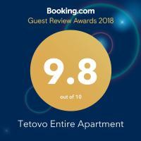 Tetovo Entire Apartment