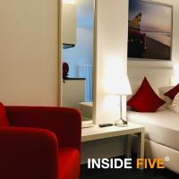 INSIDE FIVE City Apartments