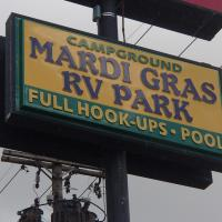 Mardi Gras RV Park - Lots Only