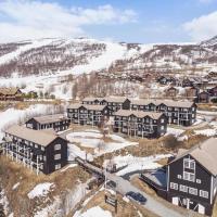 Oppdal Alpintun Stølen ski in - ski out