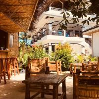 Carl's Island Inn, hotel in Bantayan Island