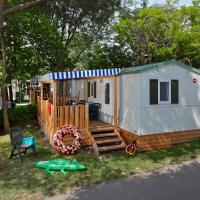Albatross Mobile Homes on Camping Cisano & San Vito S. p. A.
