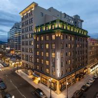 Woodlark, hotel in Portland