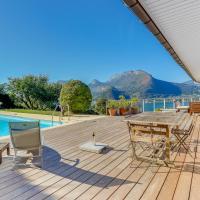 Les Pomeroles · Talloires, les Granges villa avec piscine.