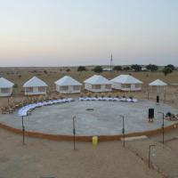 The Jaisalmer desert safari