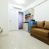 Comfortable 2BR Green Pramuka Apartment By Travelio