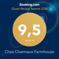 Chez Charmaux Farmhouse