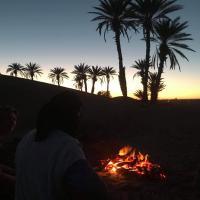 Auberge L'oasis Mhamid