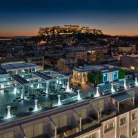 Elia Ermou Athens Hotel, hotel Athénben