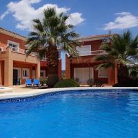 Villa Mundo - A Murcia Holiday Rentals Property