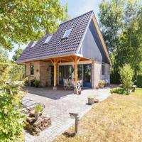 Lovely Holiday Home in Tjalleberd near Golf Course